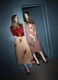 Презентация новой коллекции Sonia Rykiel в рамках Fashion`s Night Out 2012