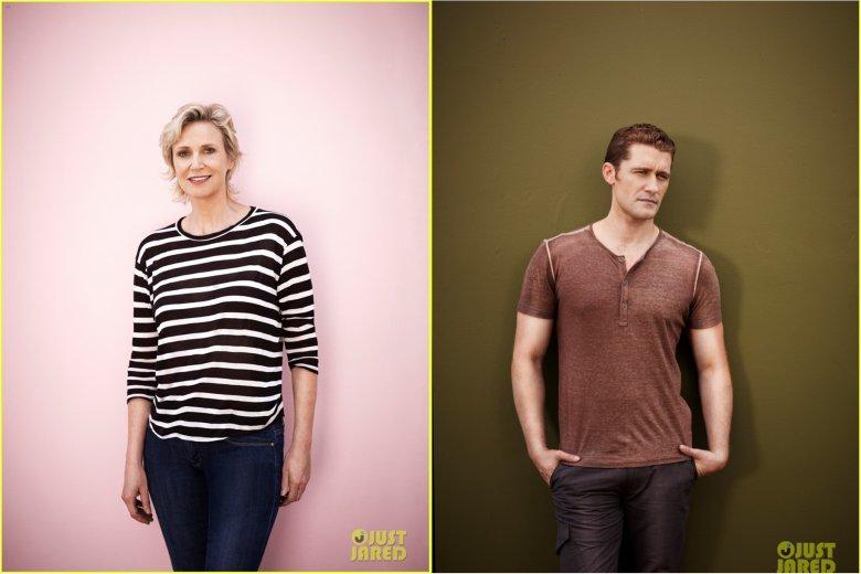 Звезды Glee в кампании Faces of Fox: привет из учительской