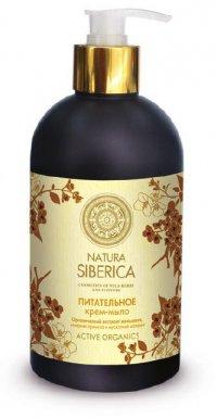 Жидкое мыло «Natura Siberica»
