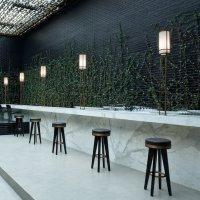 Стильный ресторан BeeFar в Монако