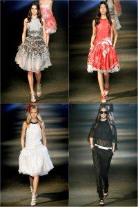 Неделя моды в Нью-Йорке: коллекция весна-лето 2013 от Prabal Gurung