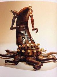 Стимпанковская скульптура Грэга Брозертона