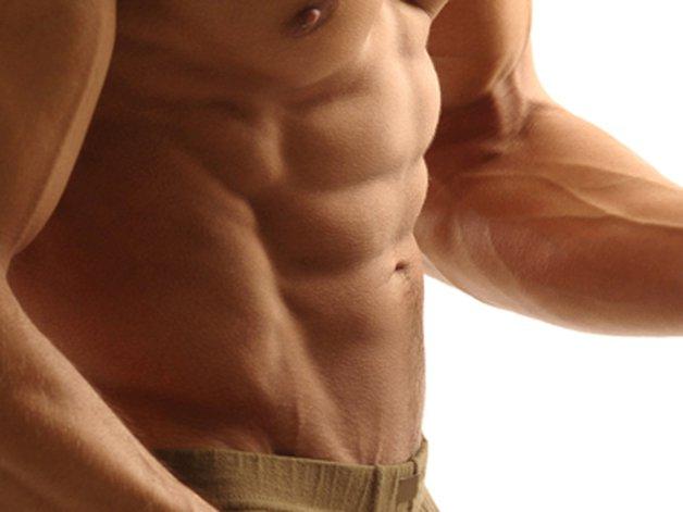 Сексуальные части мужского тела