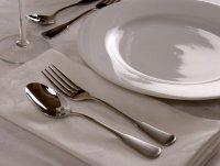 Несколько способов похудеть: большая вилка и маленькая тарелка