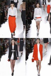 Неделя моды в Нью-Йорке: коллекция весна-лето 2013 от Victoria Beckham