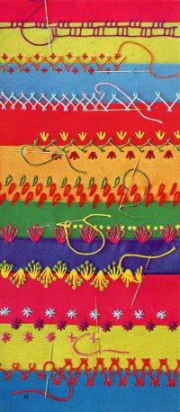 Швы для лоскутного шитья