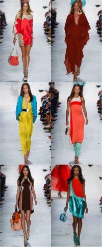 Неделя моды в Нью-Йорке: коллекция весна-лето 2013 от Diane Von Furstenberg