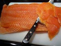 Как в пищевой промышленности подделывают продукты: лосось