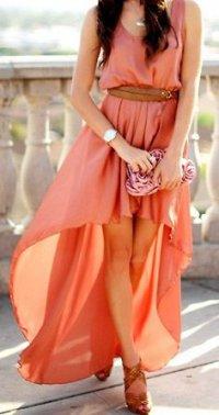 Юбки и платья маллет