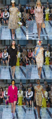 Лондонская неделя моды: Vivienne Westwood Red Label весна-лето 2013