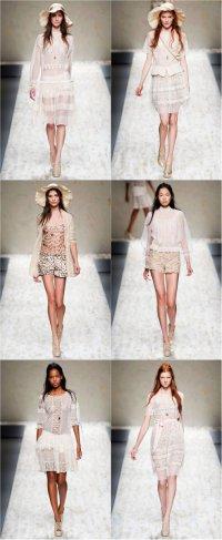 Неделя моды в Милане: коллекция весна-лето 2013 от Blugirl