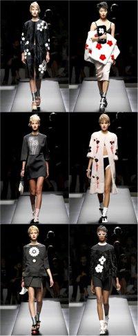 Неделя моды в Милане: коллекция весна-лето 2013 от Prada