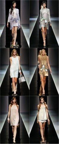 Неделя моды в Милане: коллекция Emporio Armani весна-лето 2013