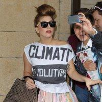 Леди Гага села на диету