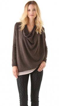 Осення мода: кашемировый свитер от Joie Crush