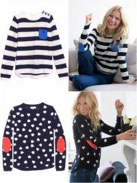 Коллекция пуловеров от Гвинет Пэлтроу для Chinti and Parker