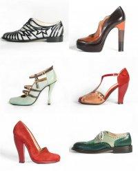 Коллекция обуви Ролана Муре для Robert Clergerie