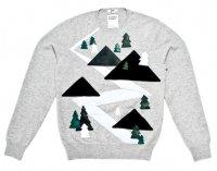 Рождественская коллекция для Uniqlo от дизайнеров Andrea Crews
