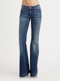 Как выбрать джинсы по фигуре: песочные часы