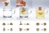 Успокаивающая упаковка для ромашкового чая