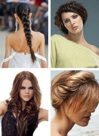 Идеи для красивых причесок с косами