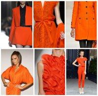 Оранжевая осень: в этом сезоне будь яркой!