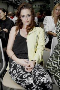 Кристен Стюарт на неделе моды в Париже