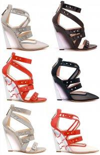 Коллекция обуви Прабала Гурунга для Casadei