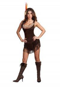 Костюмы на Хэллоуин: Покахонтас