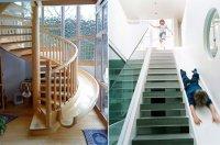 Лестница с «изюминкой»
