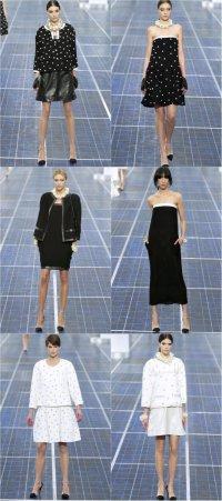 Неделя моды в Париже: коллекция Chanel сезона весна-лето 2013