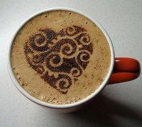 Латте-арт: идея для украшения чашечки кофе