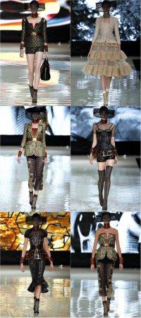 Неделя моды в Париже: коллекция Alexander McQueen сезона весна-лето 2013