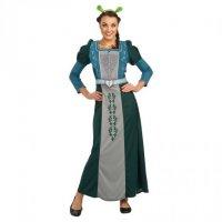 Костюмы на Хэллоуин: принцесса Фиона