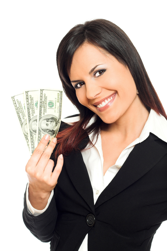 Бизнес леди с деньгами картинки