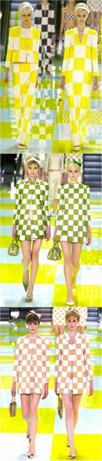 Неделя моды в Париже: коллекция Louis Vuitton весна-лето 2013