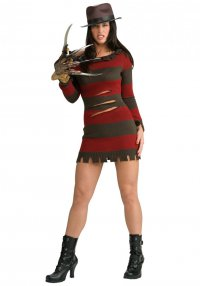 Костюмы на Хэллоуин: мисс Крюгер