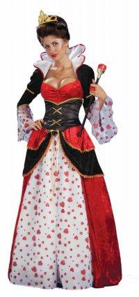 Костюмы на Хэллоуин: Червонная королева