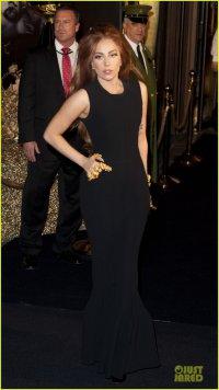 Леди Гага на презентации аромата Fame в Лондоне