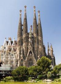 Саграда Фамилия (храм Святого Семейсва), Испания, Барселона