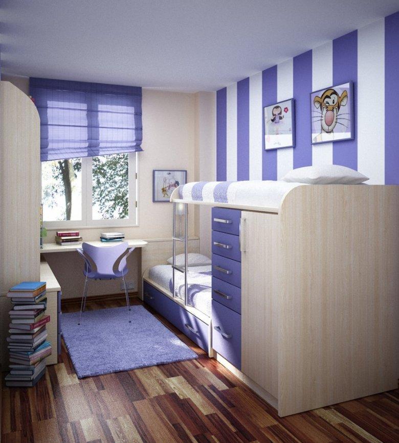Как визуально увеличить комнату: цвет потолка и стен