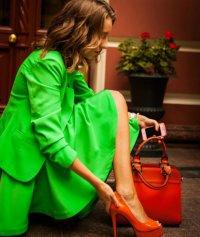 Какой цвет делового костюма выбрать: зеленый