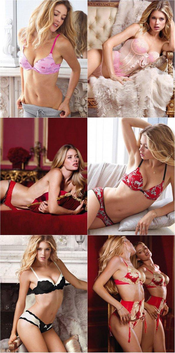 Лукбук Victoria`s Secret: октябрь 2012
