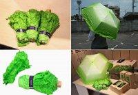 Овощной зонт от дизайнера Yurie Mano