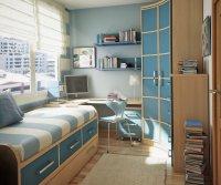 Как визуально увеличить комнату: мебель