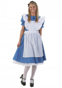 Костюмы на Хэллоуин: Алиса из Страны Чудес