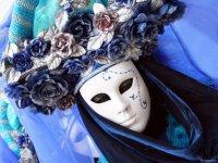Как сделать карнавальную маску из папье-маше?