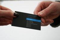 Нетворкинг и вручение визиток