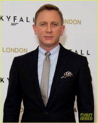 Дэниел Крэйг: лондонский фотоколл для «007: Координаты Скайфолл»