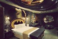 Гостиница в стиле Бэтмена